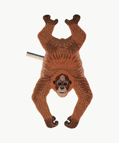 DOING GOODS - Teppich ' Oddly Orang Utan Rug Small '