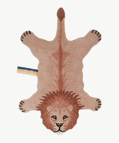 DOING GOODS - Teppich ' PINKY LION LARGE ' -