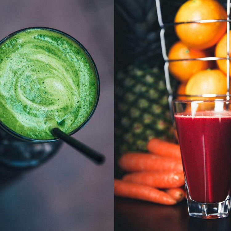 Smoothie or Juice - Which is better for your health?