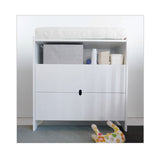 Spot on Square Oliv Dresser/Changer