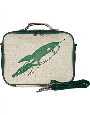 SoYoung Lunch Box -Rocket Green
