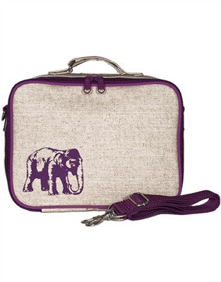 SoYoung Lunch Box -Elephant Purple