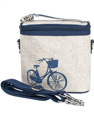 SoYoung Small Cooler Bag - Bicycle Blue