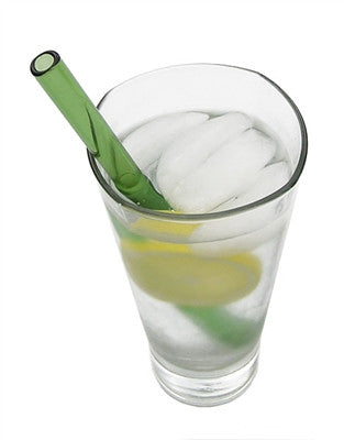 Strawesome Glass Straw - Going Green Smoothie Straw