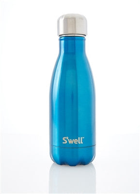 S'well Water Bottles - 9 oz - Ocean Blue