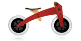 Wishbone - Ultimate 3 in 1 Pre-bike - Red