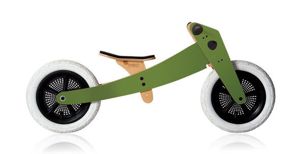 Wishbone - 2 in 1 Balance Bike
