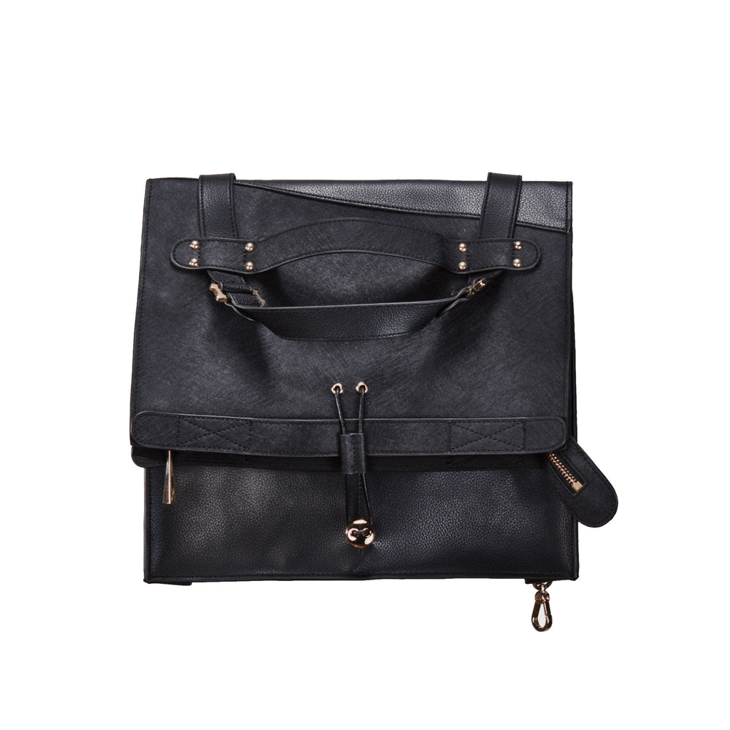 Knapp Mini Fold - Black