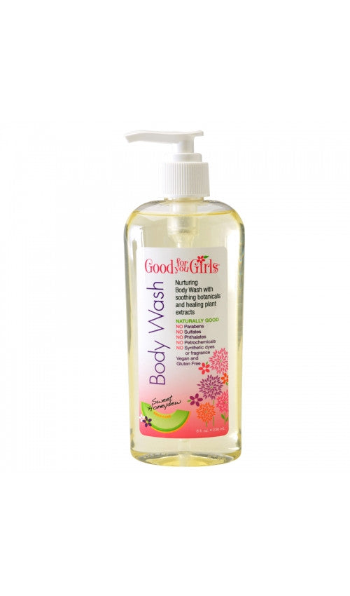 Good For You Girls Body Wash Sweet Honeydew