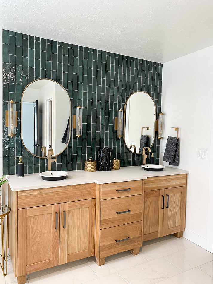 Cadence Homes, feat. Savoy House Pike Sconce