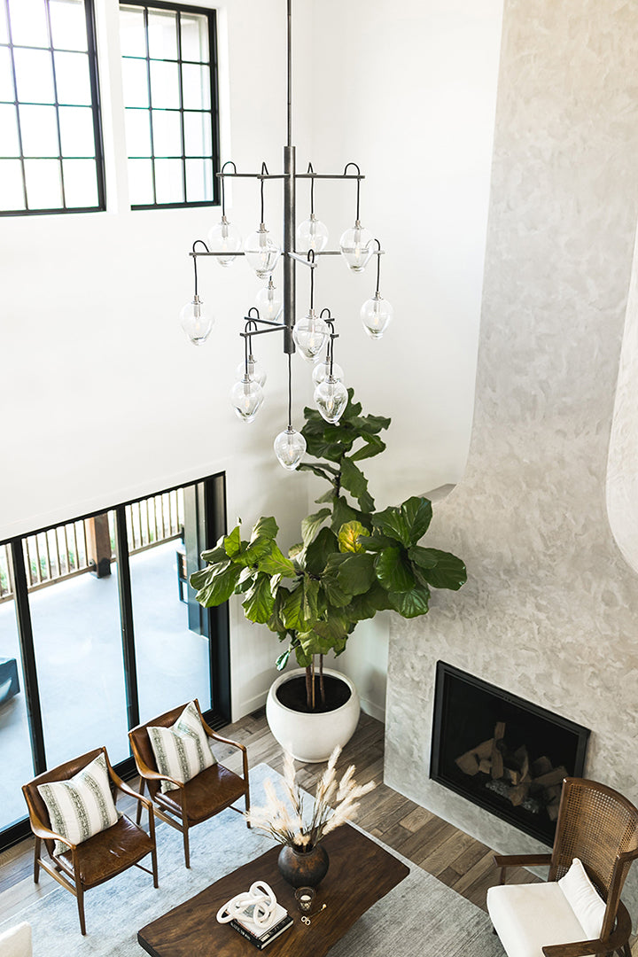 Devine Home Project, feat. Brixton Chandelier by Troy