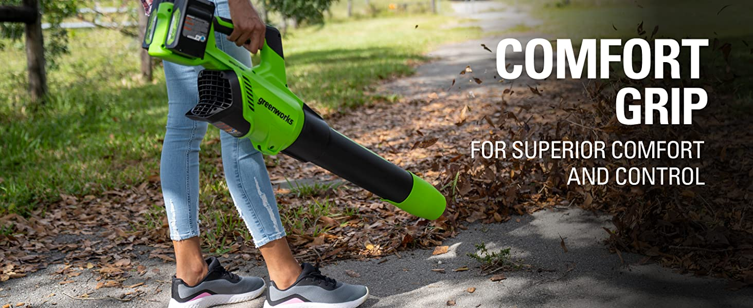 Greenworks Lithium-Ion Cordless Axial Blower