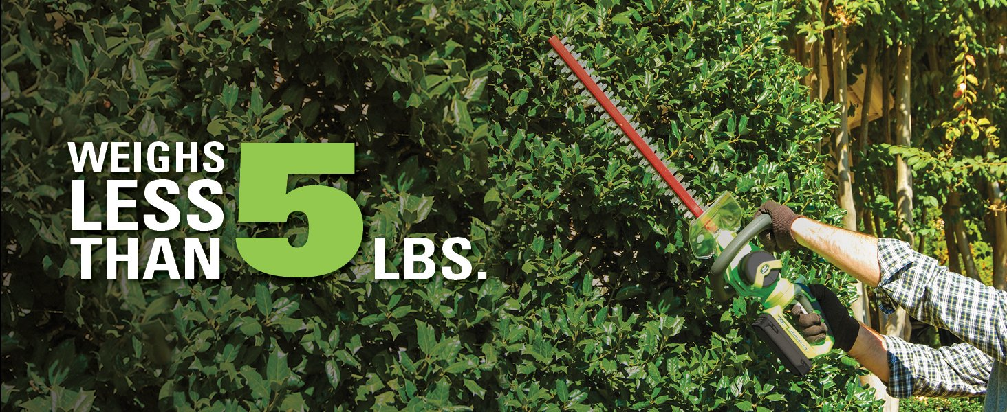 22inch hedge trimmer
