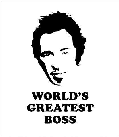 Worlds Greatest Boss