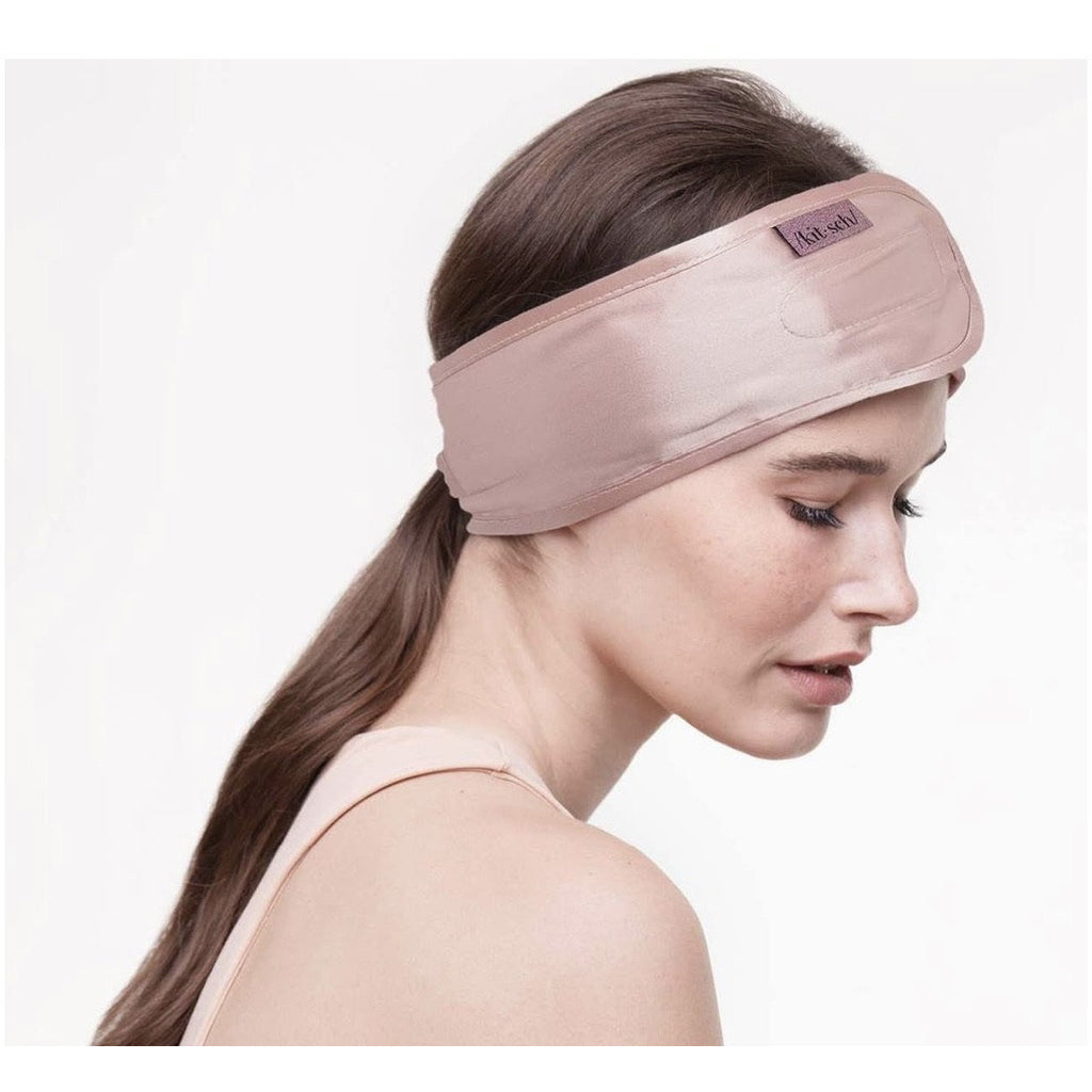 Satin Sleep Headbands