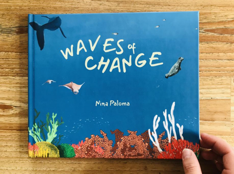 Cover of Waves of Change