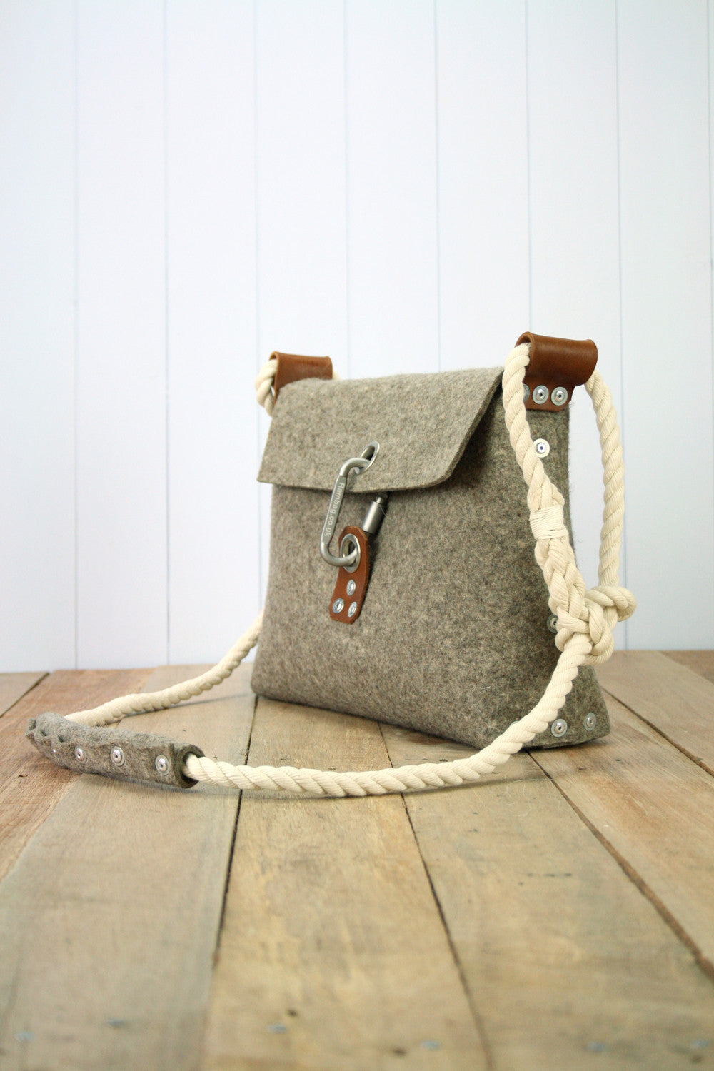 Single Flap Handbag
