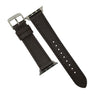 Emery Dress Epsom Leather Strap in Brown (42 & 44mm) - Nomad watch Works
