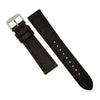 Emery Dress Epsom Leather Strap in Brown (22mm) - Nomad watch Works