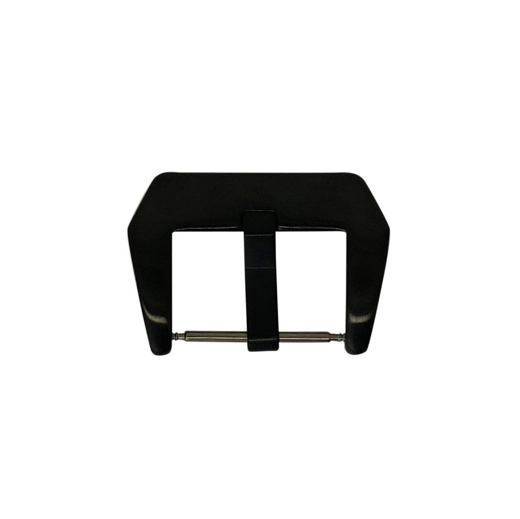 Pre-V Buckle in PVD Black (24mm)