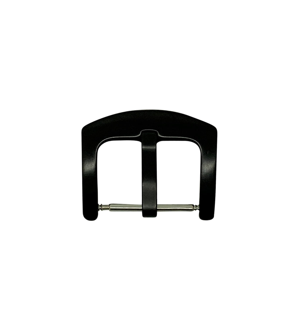 Thumbnail Buckle in Black (18mm) - Nomad watch Works