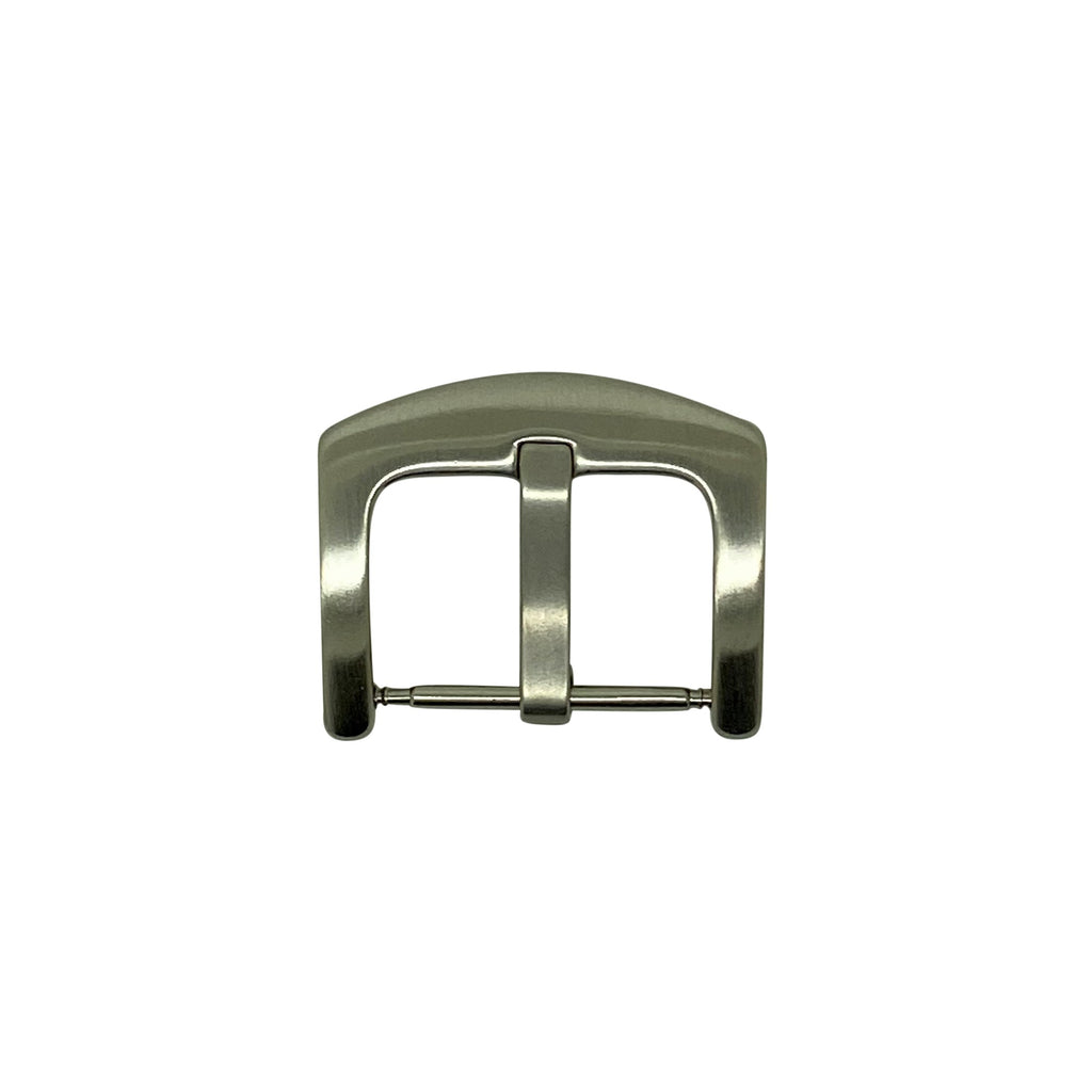Thumbnail Buckle in Silver (22mm) - Nomad watch Works