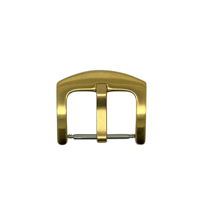 Thumbnail Buckle in Yellow Gold (18mm) - Nomad watch Works