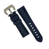 V3 Silicone Strap in Navy (22mm) - Nomad watch Works