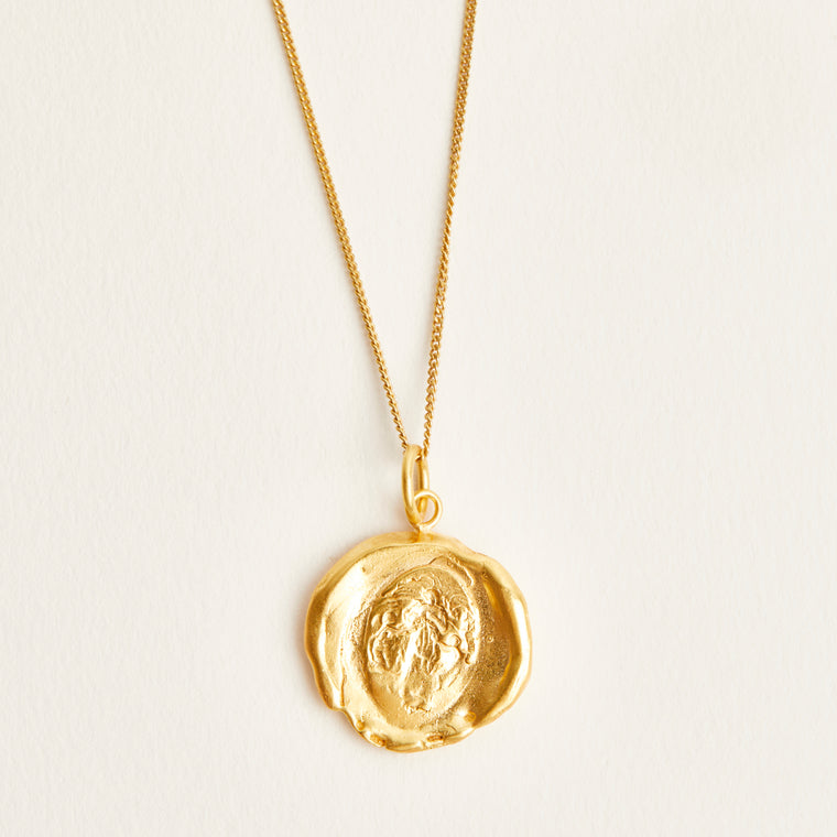 MARY UNTIER OF KNOTS NECKLACE