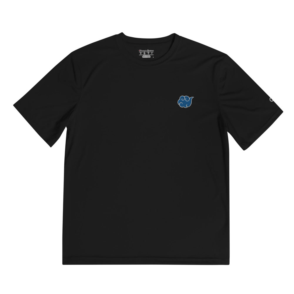 Bluecloud stitched Champion Performance T-Shirt