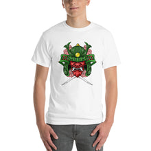 Load image into Gallery viewer, Samurai Helmet Short Sleeve T-Shirt