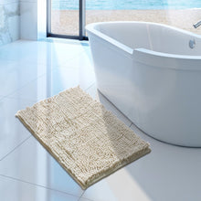 Load image into Gallery viewer, Microfiber Chenille Bathmat