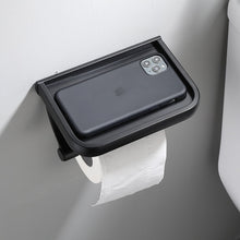 Load image into Gallery viewer, Stainless Steel Toilet Paper Holder