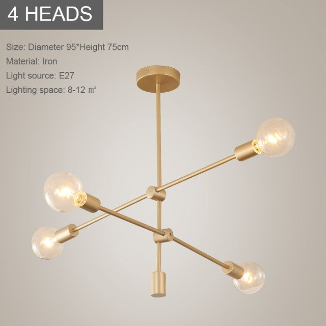 Nordic Pendant Light Fixture