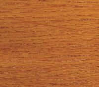 W-236 Cherry wood stain sample