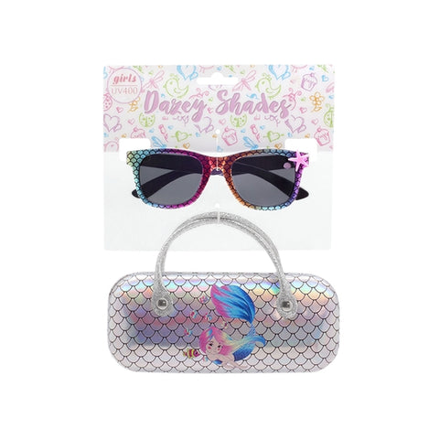 Sunglasses with Matching Case