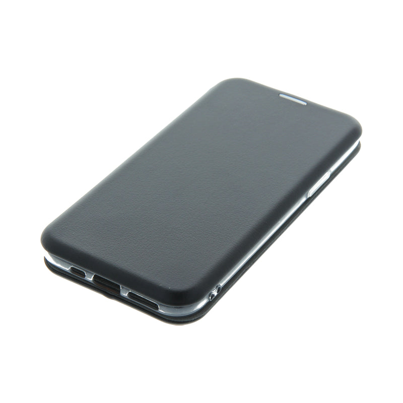 Samsung Galaxy S20/G980 Case Card Holder- Shield Book-Black-Swissten - Backdeals