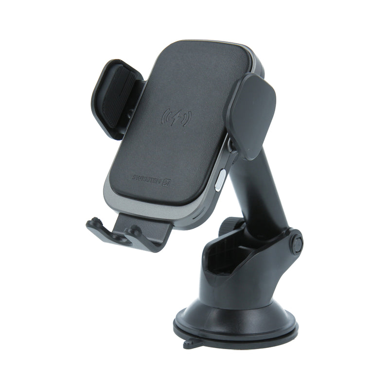 Car Phone Holder Wireless Charger, S-GRIP W2-HK3- Swissten - Backdeals