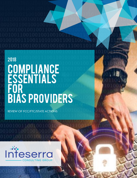 COMPLIANCE ESSENTIALS FOR BIAS PROVIDERS