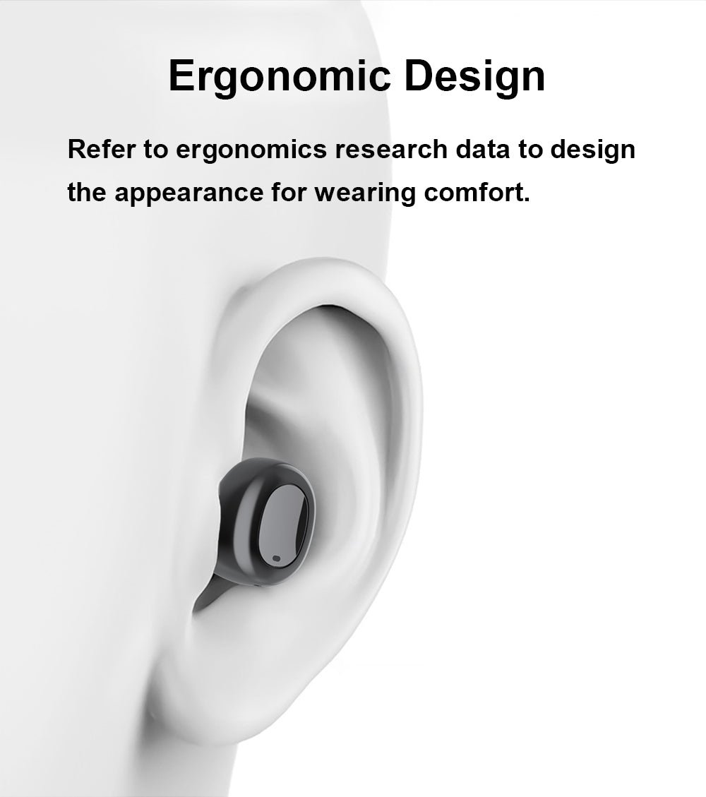 TW16 Wireless TWS Earphone Bluetooth Headset For iOS Android