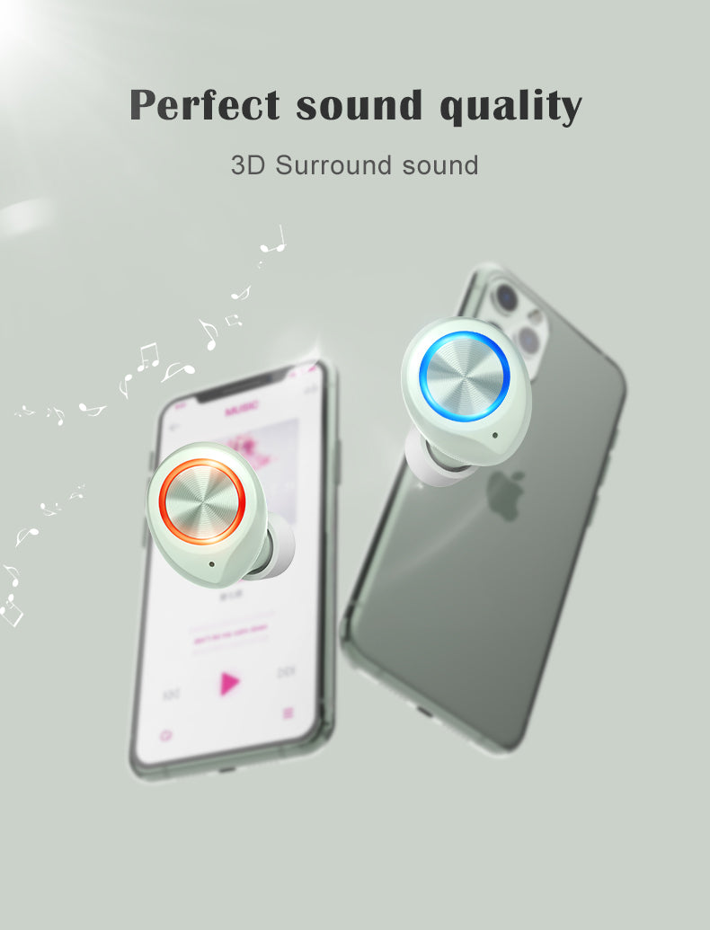 TW70 Wireless Earphone Bluetooth Headset For iOS Android