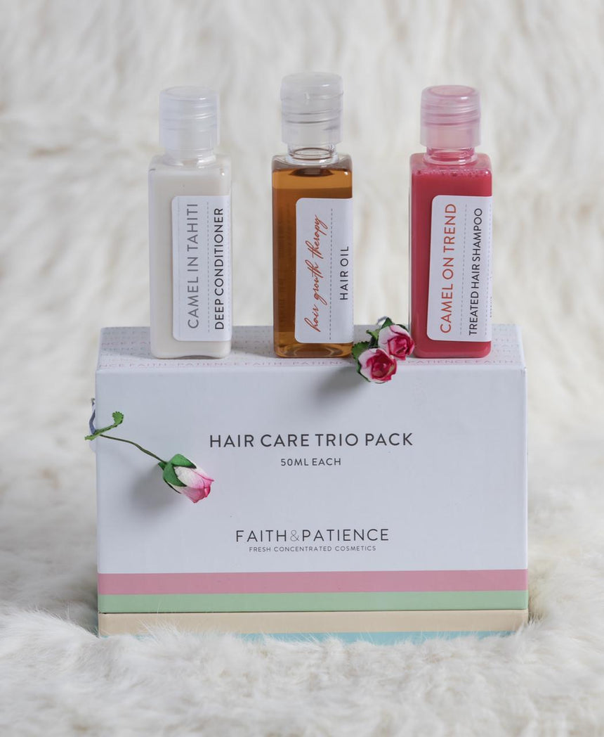 Miniature Haircare Pack