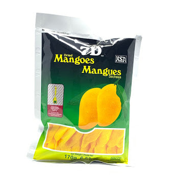 7D Dried Mangoes 80G/ 2.8oz, 1 Pack