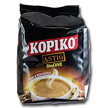 Kopiko Astig 3in1 Mini Bag 10 sachets x 20g 1Pack