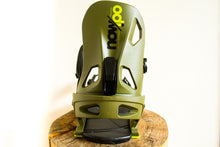 Now Ipo Army Green snowboard binding