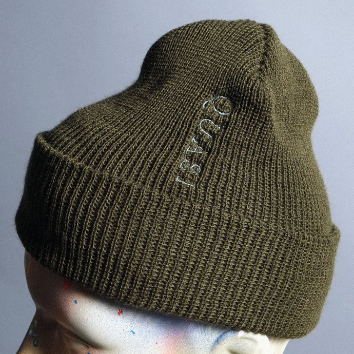 Low - Wool Military Watch Cap