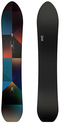 united shapes snowboards Cadet Series 162 2018