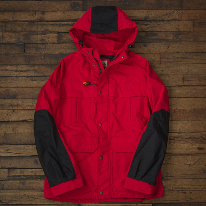 Owner Operator - 111 PARKA (red)