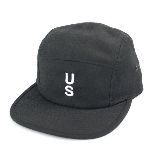 US logo 5 panels hat