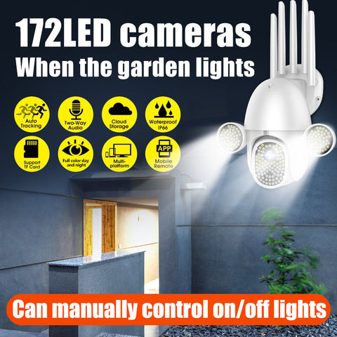 172 LED camera for the security camera